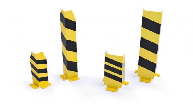 Anfahrschutz in L- & U-Form (Winkelanfahrschutz)
