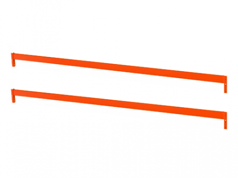 Schrägbodenregal - Traversen