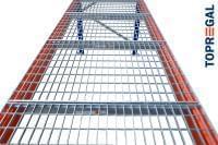 Palettenregal Gitterrost verzinkt 180cm/110cm Belastung 1600kg