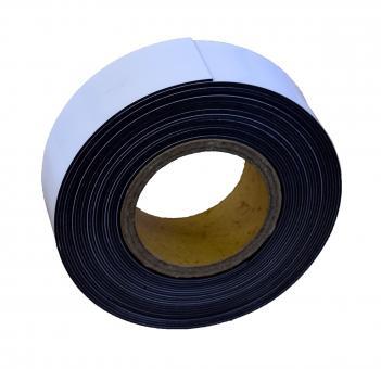 Magnetband zum Beschriften, wiederverwendbar, 5cm breit