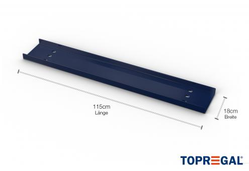 Lastverteiler (Typ: PR15000) für Palettenregalständer