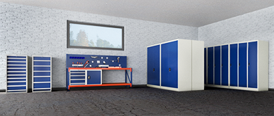 Tool cabinets & lockers